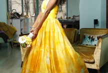 A Wedding in Yellow / by Soliloquy Bridal Couture