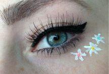 makeup  eyes  eyeliner