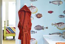 Chez Pouza - Bathroom Turquoise