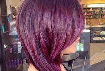 Hair color / by Melissa Hartley