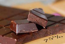 Rå sjokolade
