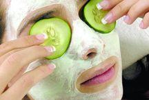 Vegan beauty using ingredients around the home