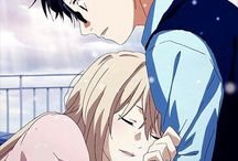 shigatsu wa kimi no uso / do not pin anything dirty.