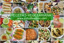 Ideas vegetarianas / Recetas y tips para comidas