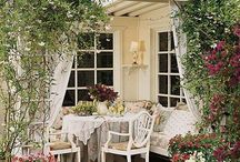 Home Decor! - Outdoor Spaces / by d