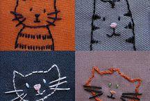 Kids stitching