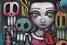 Abril Andrade : Frida Kahlo Inspired