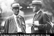 Rich History of Horse Racing!