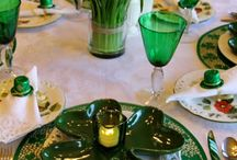 Tablescapes / by Jamie Favino
