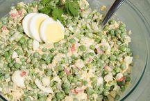 English salad