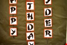 5th birthday ideas. Ninja