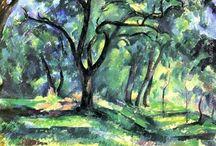 Paul Cezanne(1839~1906, French)