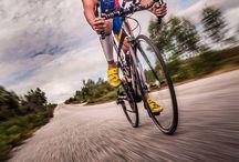 cycling shoot