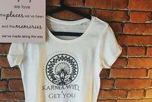 Tshirt Karma Mandala Buddha Meditation