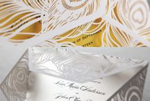 Stationery Inspiration / Wedding themed invitations, colourful stationery, traditional/original invitations...