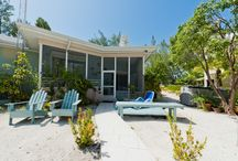 Rum Sands - Cayman Villas / Comfortable, cozy, beachfront unit perfect for a quiet, relaxing vacation in the exclusive Cayman Kai/Rum Point area! Great snorkeling and water sports nearby.