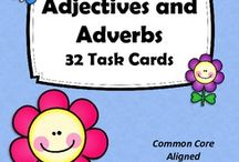 *Adjectives/Adverbs