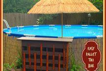 Pool / Above ground pool ideas