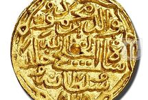 Malwa sultan - Coins of Ala Al Din Mahmud Shah / Collection of different type of coins of Ala Al Din Mahmud Shah of Malwa Dynasty.