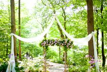 ideas for an outdoor wedding