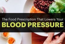 Foods to fight blood pressure.