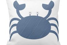Blue Crab / Rustic Blue Crab