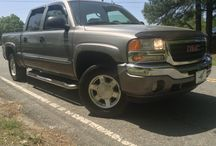 2005 GMC Sierra 1500 SLT Truck Crew Cab For Sale at The Auto Finders Dealership in Durham NC