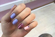 Дизайн ногтей Karina STAROVOYTOVA