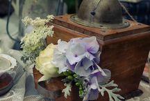 Цветы из шкатулки