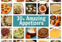 Forretter og appetitvækkere / Starters and Appetizers