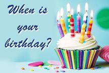 TUTFN - Trews Fans Birthdays