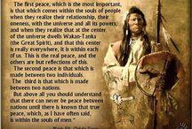 Native American Wisdom / by Elaine Fleureton