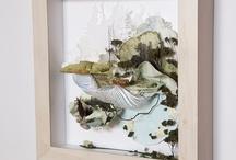 Dioramas & Art Boxes