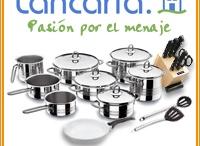 Utensilios de Cocina / Utensilios de cocina que suelo usar