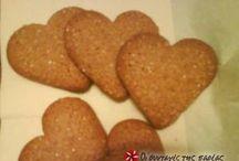 Μπισκότα κανελας