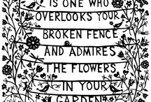 Inspiring Quotes about gardens / by Lynda Appuhamy kidsinthegarden.co.uk
