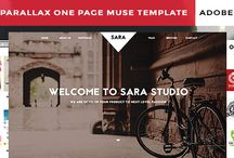 Adobe Muse Template / We are creating awesome & premium Adobe Muse Template.