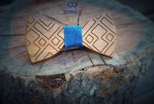 Handmade Wooden Bow Ties / Handmade wooden Bow Ties by Double O Woodcrafts