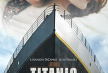 TITANIC on the ocean blue / by Philomena Z