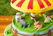 Farm Cakes & Ideas