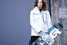 Fashion Icon: Shaun White. / While I love girly garments, I realized 97% of the time I dress like a Southern Californian skateboarder. It's where I'm from, and what I know. I love the tailoring and the look of these clothes and I've decided to fully embrace it. I also look like the fraternal twin sister of skater & pro snowboarder Shaun White, so why not emulate his kick ass style? http://www.shaunwhite.com/ / by Brandy Barber