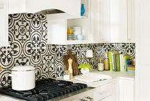 Tiled Spaces we LOVE - kitchens / Inspirational tiled kitchens