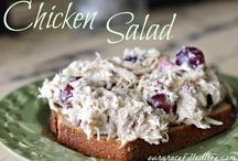 Chicken Salad-looking for the best / by Sandra Mercer