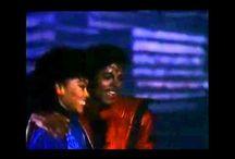 Nathan's Michael Jackson Board / by Kathy Ryan