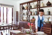 Restaurant du Crabe d'Or / Riverside Boutique Resort's restaurant