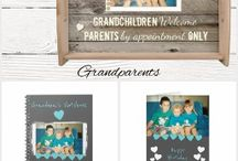 Gifts and Cards for Grandparents