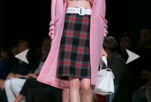 Miu Miu / Fashion week Miu Miu Spring 2015