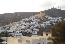 Syros Landscape / Wonderful photos of Syros Island, views of the Aegean Sea.