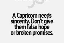 CAPRICORN / by beth starocci