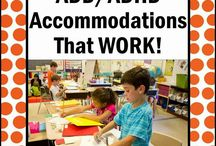 ADD accommodations